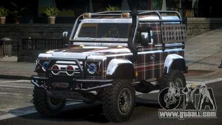 Land Rover Defender Off-Road PJ5 for GTA 4