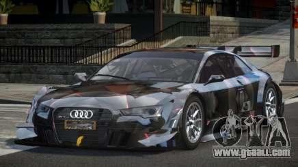 Audi RS5 GST Racing L8 for GTA 4