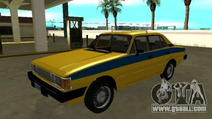 Chevrolet Opala Diplomat 1987 Taxi RJ for GTA San Andreas