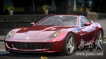 Ferrari 599 GST V1.2 for GTA 4