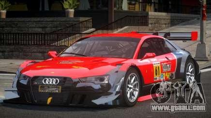 Audi RS5 GST Racing L1 for GTA 4