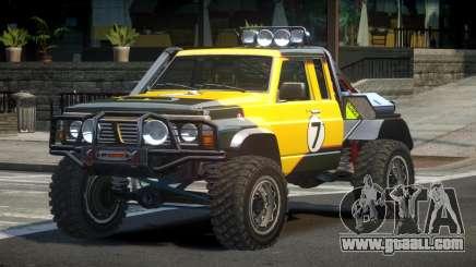 Nissan Patrol Off-Road L2 for GTA 4