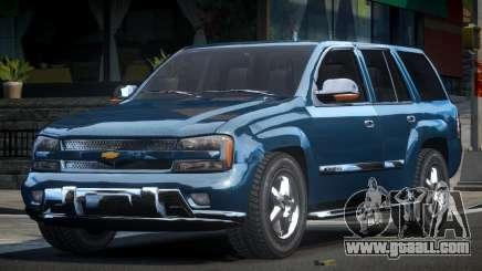 Chevrolet TrailBlazer OR for GTA 4