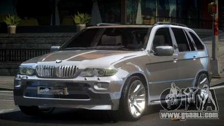 BMW X5 GST V1.3 for GTA 4