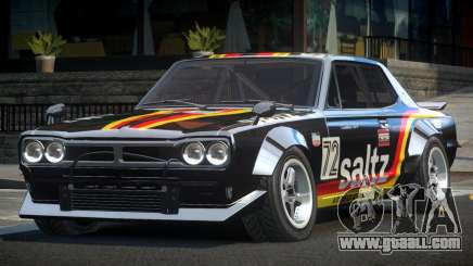 1977 Nissan Skyline KGC10 GT L4 for GTA 4