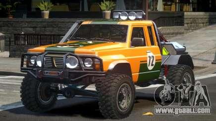 Nissan Patrol Off-Road L1 for GTA 4
