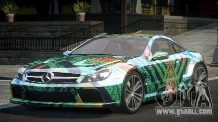 Mercedes-Benz SL65 BS Sport PJ2 for GTA 4