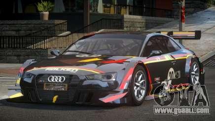 Audi RS5 GST Racing L5 for GTA 4