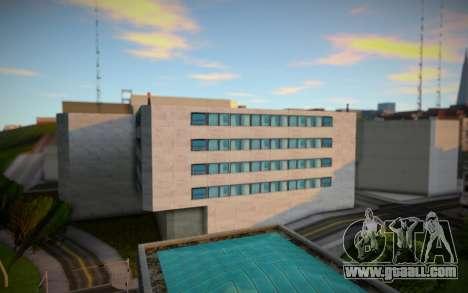 SF_Medical Center for GTA San Andreas