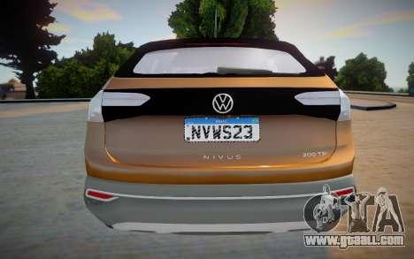 VW Nivus Highline 2020 for GTA San Andreas