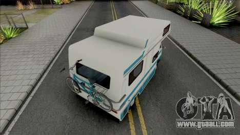 Volkswagen Kombi Safari for GTA San Andreas