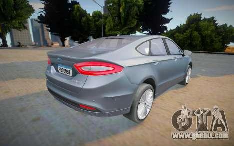 Ford Fusion Titanium for GTA San Andreas