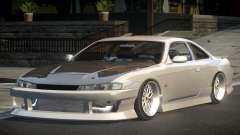 Nissan Silvia S14 BS V1.0 for GTA 4