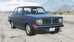 Volvo 142 1970〡add-on for GTA 5