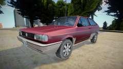 Volkswagen Gol G1 1994 (CL e GTI) - SA Style v2 for GTA San Andreas