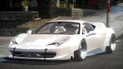 Ferrari 458 SP Custom for GTA 4