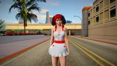 DOAXVV Kanna Sweety Valentines Day for GTA San Andreas
