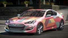 Hyundai Genesis GS-R PJ4 for GTA 4