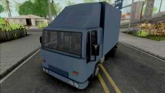 Ford Cargo 815 for GTA San Andreas