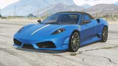 Ferrari Scuderia Spider 16M 2008〡add-on for GTA 5