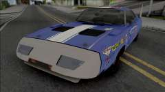 Dodge Charger (L4D2 Jimmy Gigs Car)