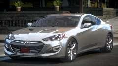 Hyundai Genesis GS-R