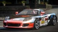 Porsche Carrera GT BS-R L8