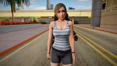 Cai Wenji for GTA San Andreas