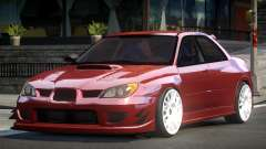 Subaru Impreza BS Tuned for GTA 4