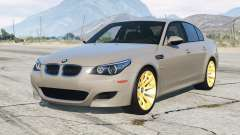 BMW M5 (E60) 2006〡add-on for GTA 5