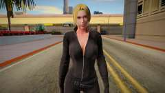Tekken 7 Nina Williams Leather Outfit for GTA San Andreas