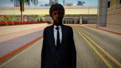 Sweet Johnson New Clothing Style & Hair for GTA San Andreas
