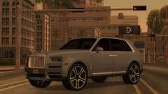 Rolls-Royce Cullinan 19 for GTA San Andreas