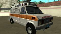 Ford Econoline E-250 Ambulance 1986