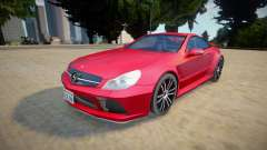 Mercedes-benz Sl 65 AMG - Improved for GTA San Andreas