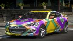 Hyundai Genesis GS-R PJ6 for GTA 4