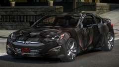Hyundai Genesis GS-R PJ10 for GTA 4