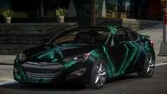Hyundai Genesis GS-R PJ5 for GTA 4