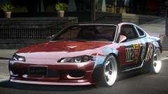 Nissan Silvia S15 SP-R L10 for GTA 4
