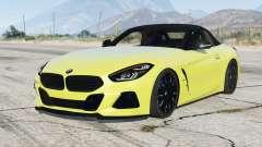 BMW Z4 M40i (G29) 2018〡add-on v1.1 for GTA 5