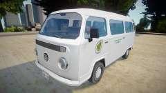 Volkswagen Kombi 2012 - SA Style v2 for GTA San Andreas