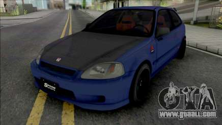 Honda Civic Type R EK9 Spoon for GTA San Andreas