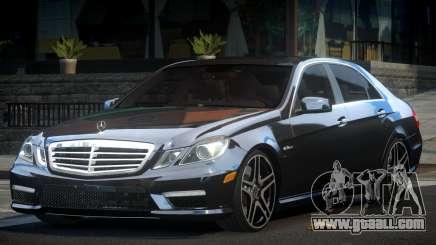 Mercedes-Benz E63 BS V1.0 for GTA 4