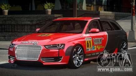 Audi RS4 BS-R PJ5 for GTA 4