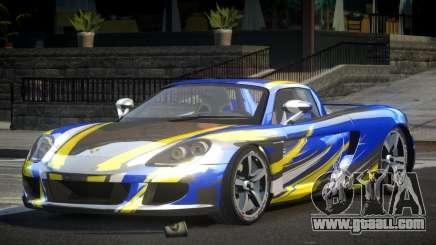 Porsche Carrera GT BS-R L2 for GTA 4