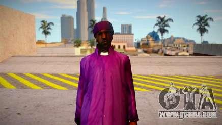 Sweet Johnson Balla Clothing Mod for GTA San Andreas