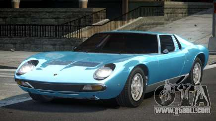 Lamborghini Miura 70S for GTA 4