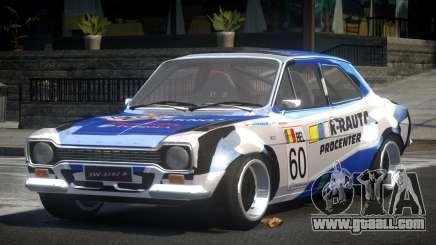 Ford Escort Urban Racing PJ6 for GTA 4