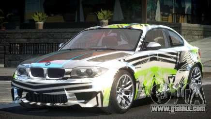 BMW 1M E82 GT L6 for GTA 4