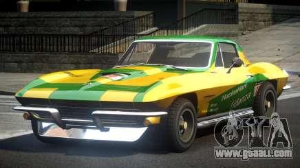 Chevrolet Corvette C2 60S L4 for GTA 4